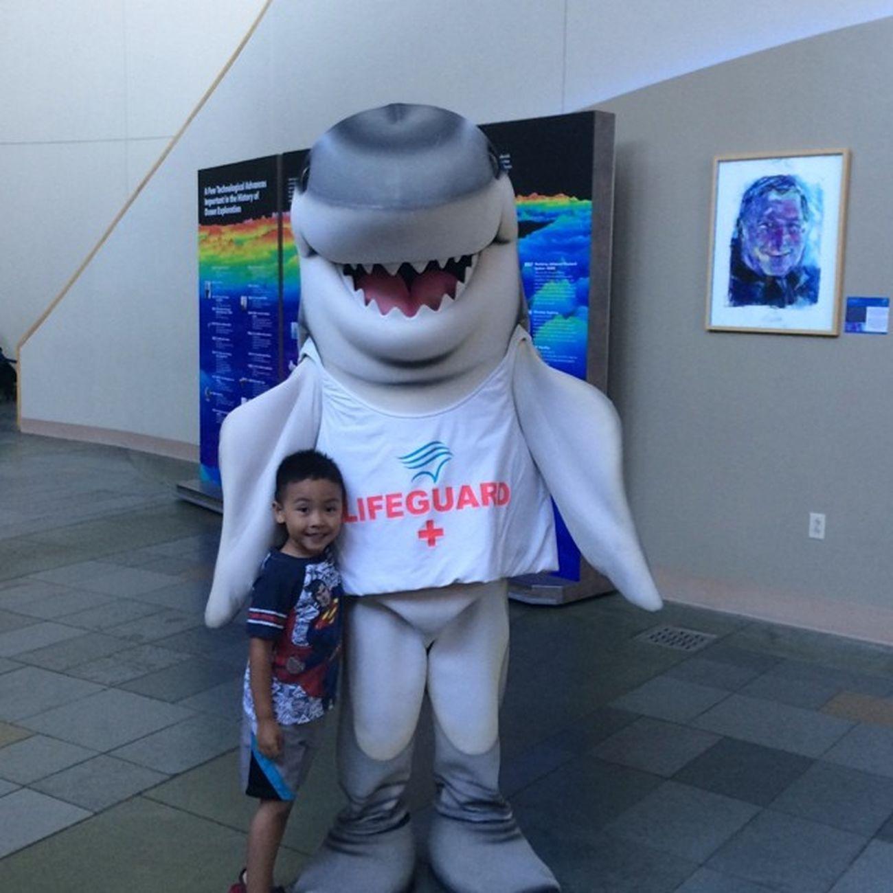 At the Aquariumofthepacific