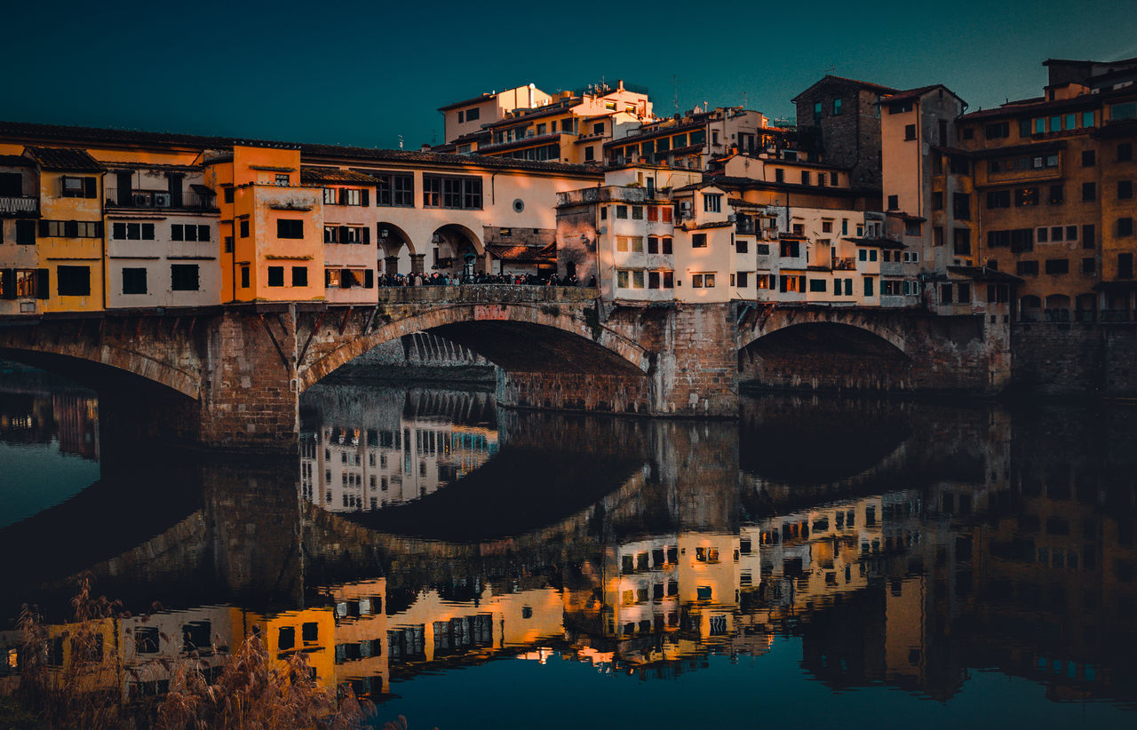 City Travel Travel Destinations History Cityscape Architecture No People NightBridge - Man Made Structure Street City Colors Colorful Streetphotography Building Exterior Illuminated Vacations Outdoors Tourism EyeEm Best Edits Eye4photography  EyeEm Florence EyeEm Best Shots