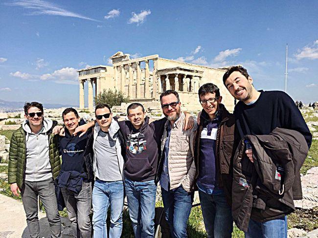 Original Experiences w.e. ( Weekend ) ad Atene per festeggiare mio compleanno ( Birthday ) : 1/2 secolo 😂 - That's Me and my Friends - 🌏my Life⛩