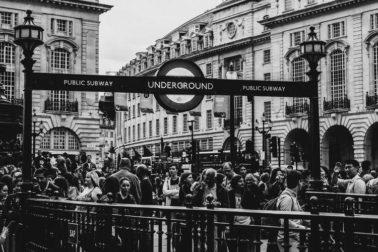Blackandwhite London Eye Em Best Shots Underground