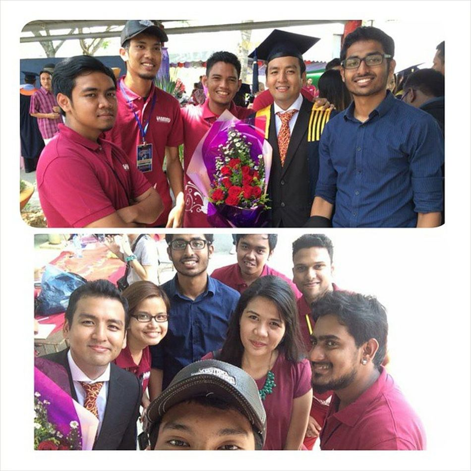 Celebrating convocation day with the SRC family MMUConvocation SRC