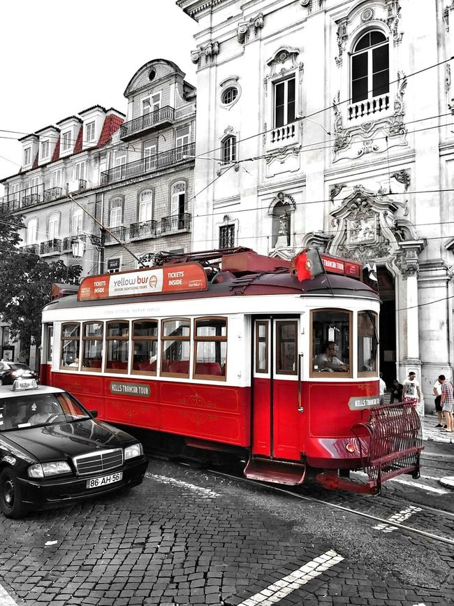 Transportation Architecture Mode Of Transport Land Vehicle Street City Cable Car Outdoors Tram Lisbon Lisboa Portugal Lisbon - Portugal Lisbonlovers Transportation EyeEm Best Shots - The Streets My Perspective EeYem Best Shots Getty Images Eeyemgallery Enjoying The View EyeEm Best Shots Urbanexploration Eeyem Photography Urban Reflections Taking Photos
