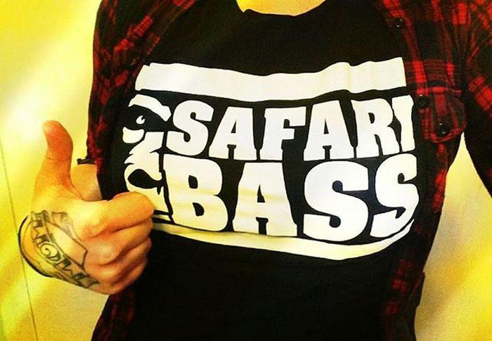 Safaribass Heavybasemon Drumandbass Dnb