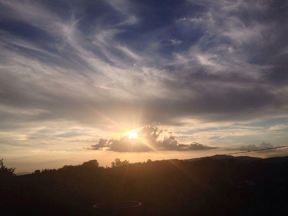 Sunset Sun Nature_collection Nature