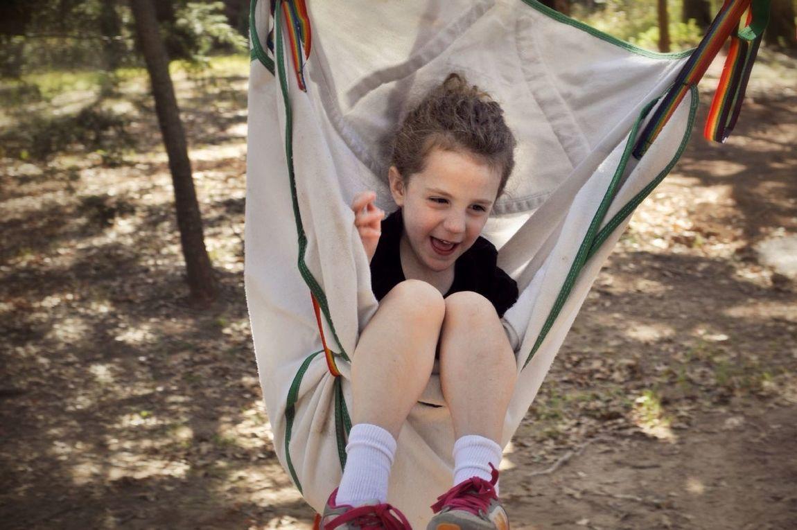 If anyone loved the zipline as much as Cole, it was sweet Kate!!??? Being Adventurous Zipline Supernormal Tadaa Community
