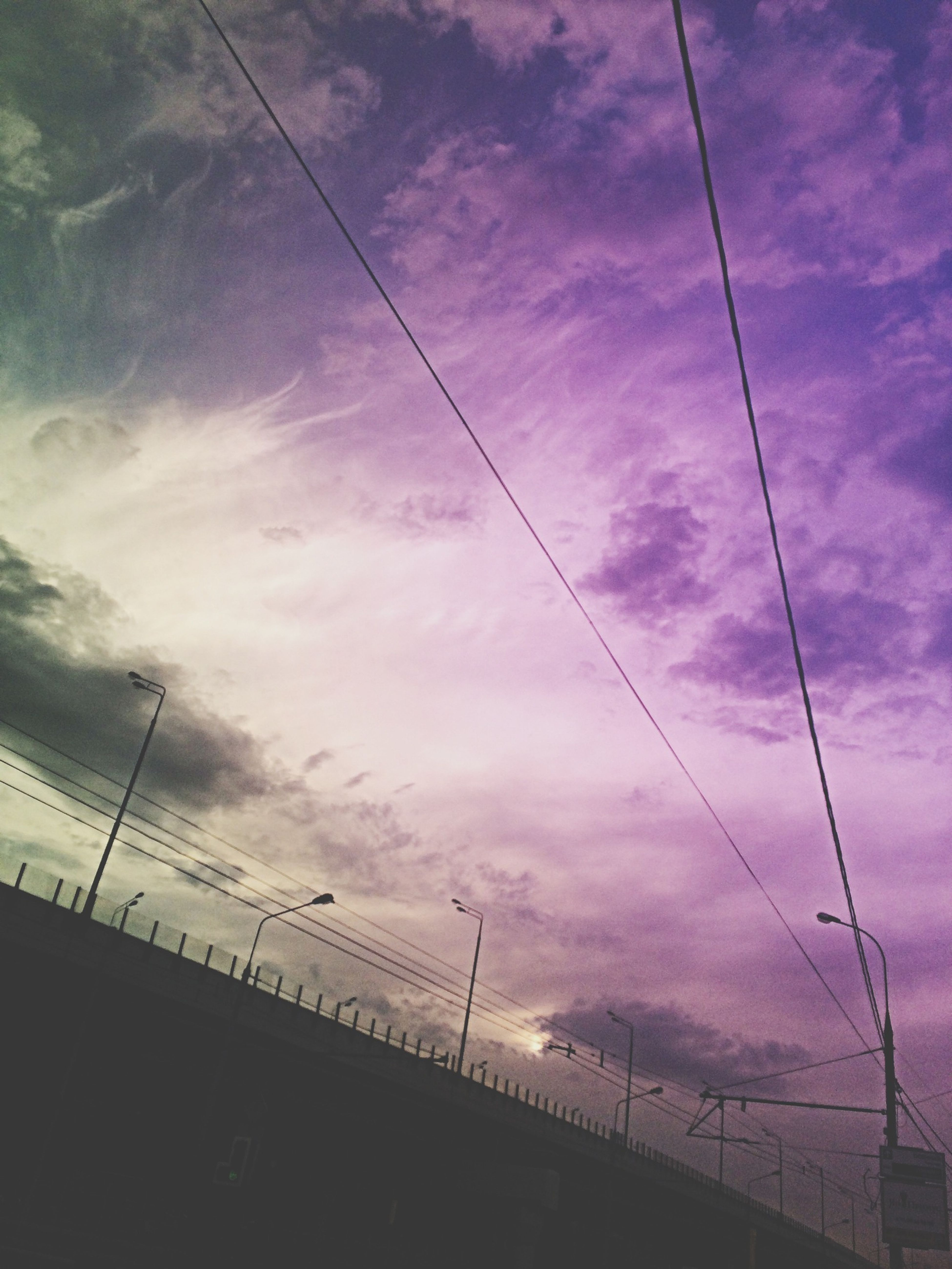 небо москвы •¥•