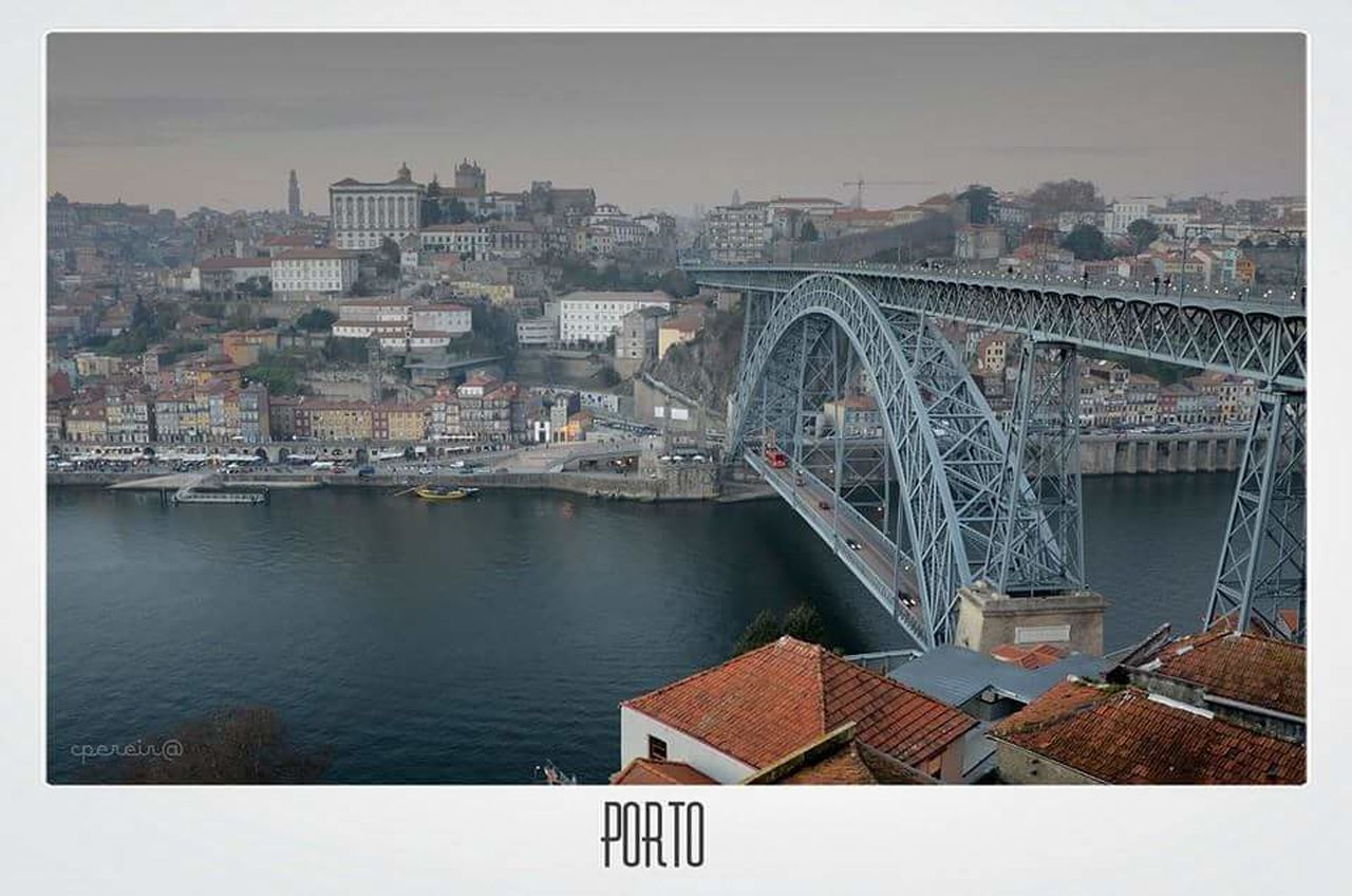 architecture, bridge - man made structure, built structure, connection, building exterior, water, river, transportation, no people, day, city, travel destinations, outdoors, cityscape, sky