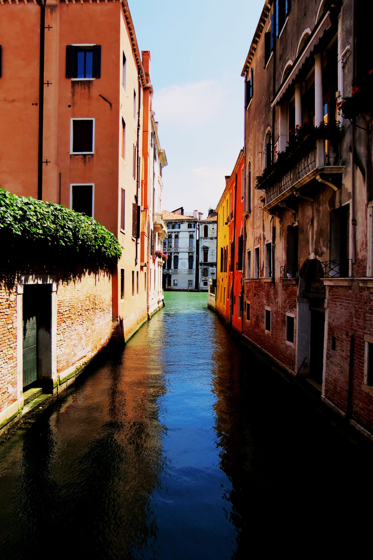 Venezia #venice Panorama Panoramic Squarcio Beautiful Colors Colori Romantic❤ Landscape Amore Love amore, Viaggio Canal Acqua Whather Profound Sun Visione Case Home