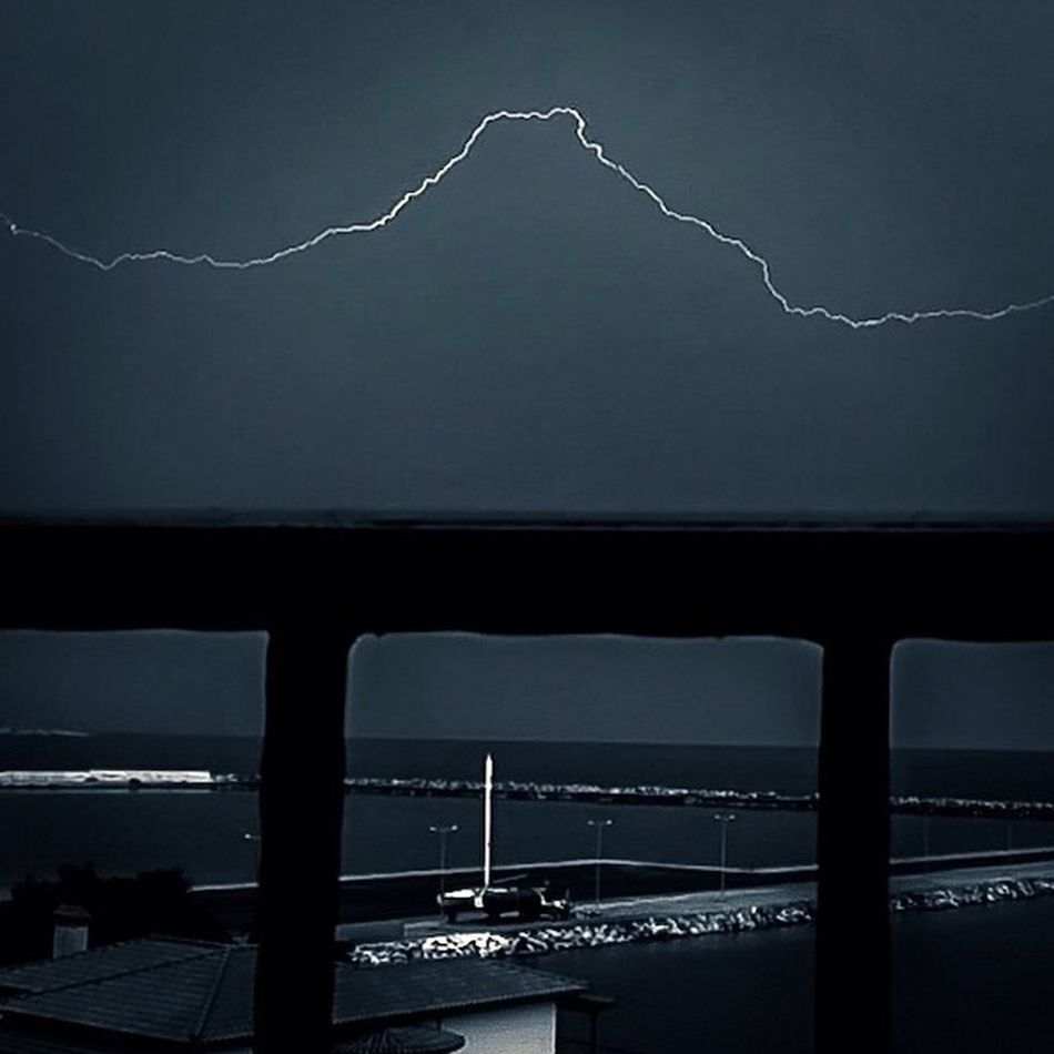 Really enjoying Camera+ manual camera controls. Lightning captured in Kimi , Greece . Greetings to @jackhollingsworth. Grupamobilni Mobilnytydzien Mobilnytydzien5 Igersgreece