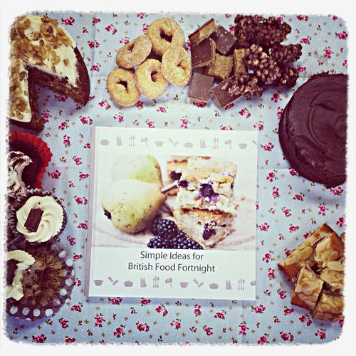 We've been working with food writer & blogger FussFreeFlavours, who's created a yummy PhotoBox cook book to celebrate British Food Fortnight Food Cooking Britishfoodfortnight Photobook