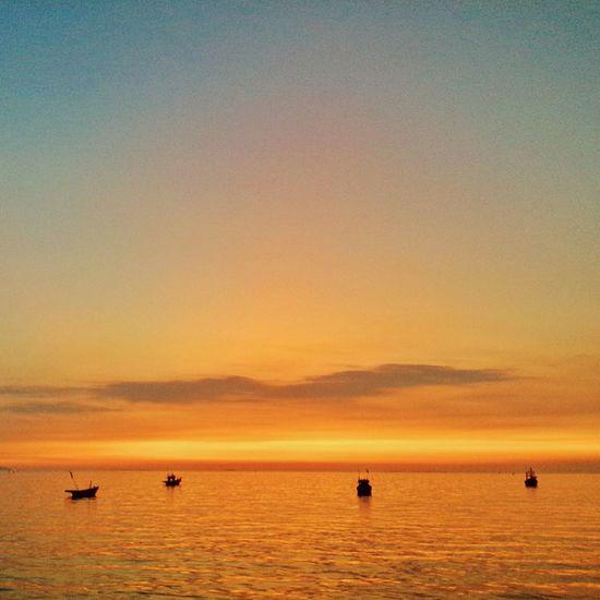 Sea Sunshine Enjoying The Sun First Eyeem Photo