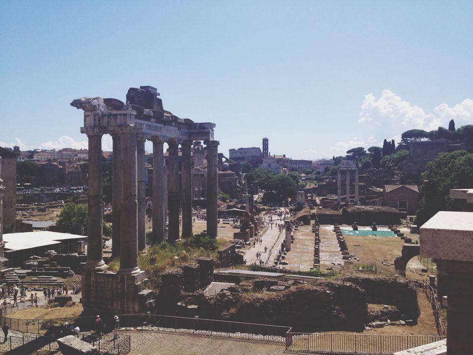Rome. 🇮🇹 Voyage Vacances Italie Photograph Photography Photo Paysage Souvenirs Soleil Romes