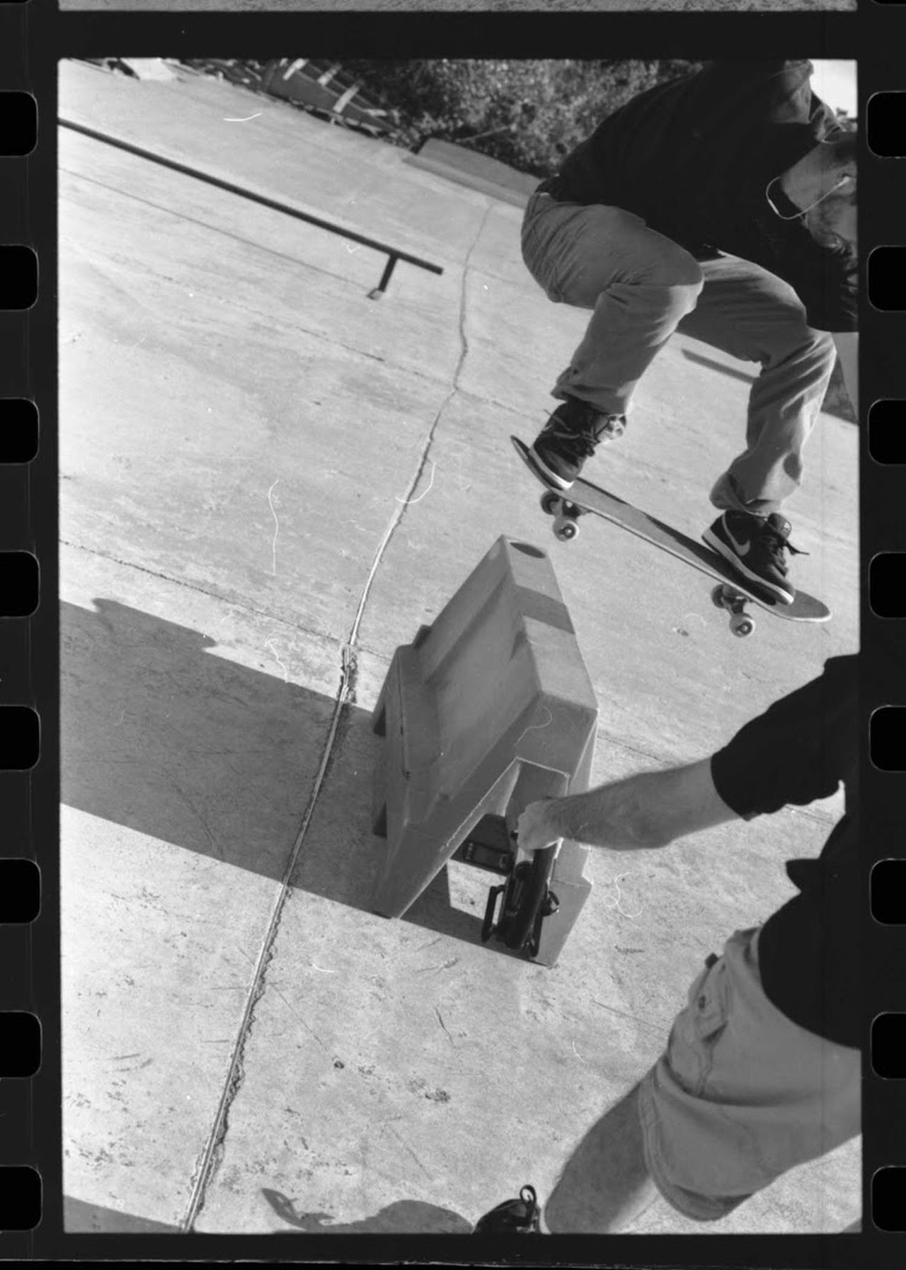 Capturing Movement Skate Life Skateboarding Skateboard Monochrome Black And White 35mm Film Skater Skateuk Canonphotography