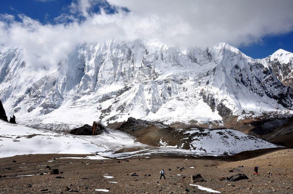 Beautiful stock photos of annapurna,  Adventure,  Annapurna Massif,  Beauty In Nature,  Cloud - Sky