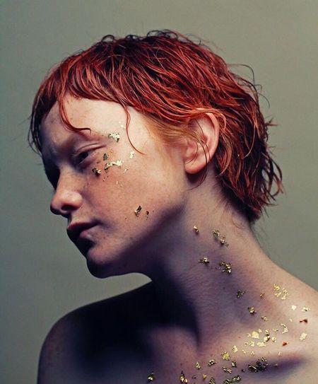Redhead My_color