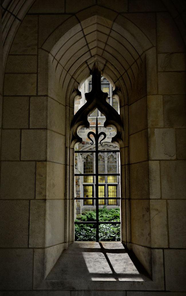 Law Quad University Of Michigan