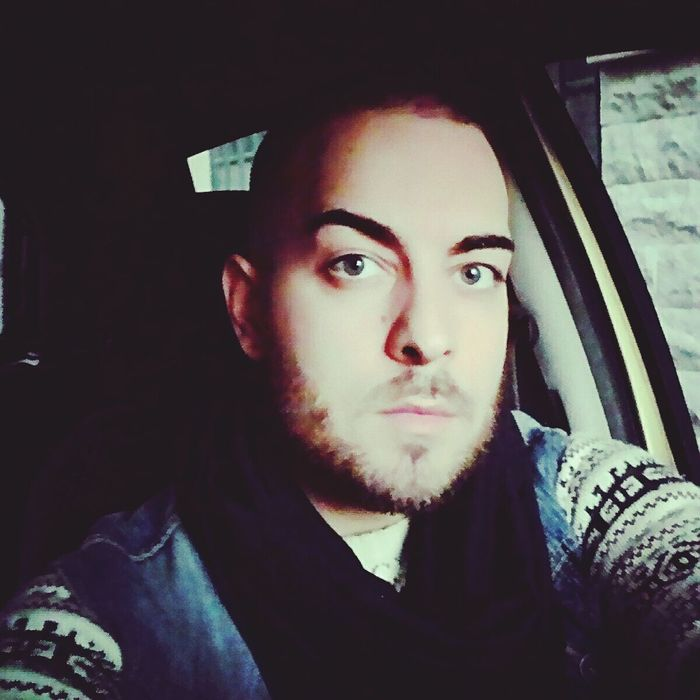 My Selfie Personal Style Persons Personal Auto 🇮🇹♥👌 🚗