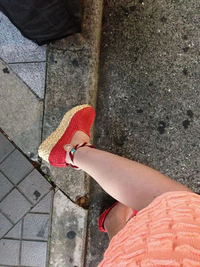 m mMake Accesories Anklet My Shoes