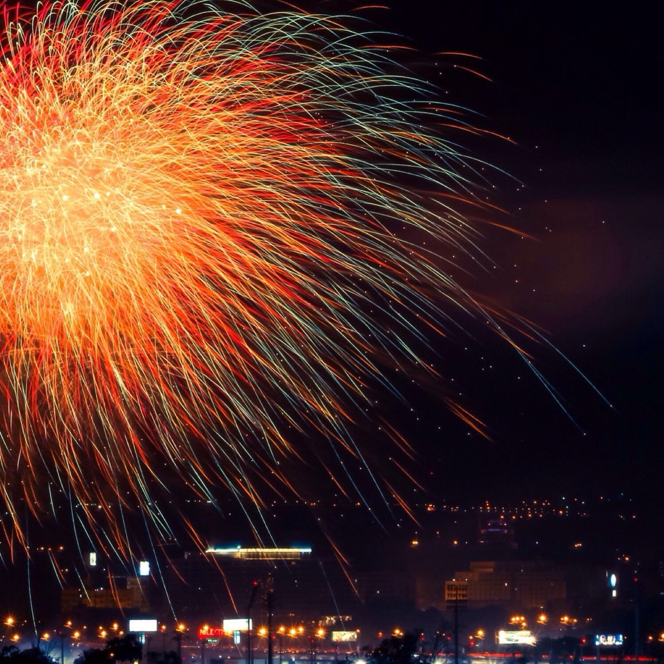 Capturing Movement Fireworks The Moment - 2015 EyeEm Awards