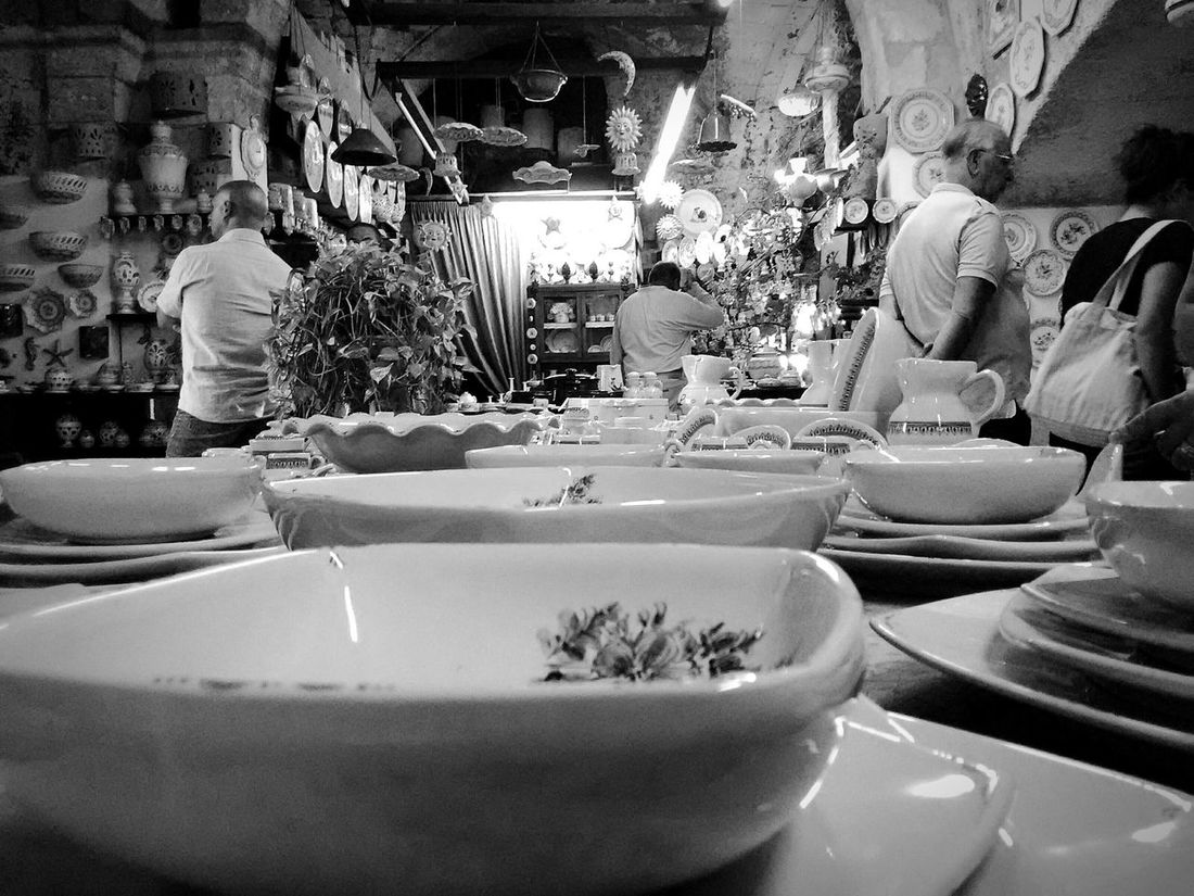 Shades Of Grey Grottaglie Puglia B&w Photography Pottery Light And Shadow Streetphotography Shop