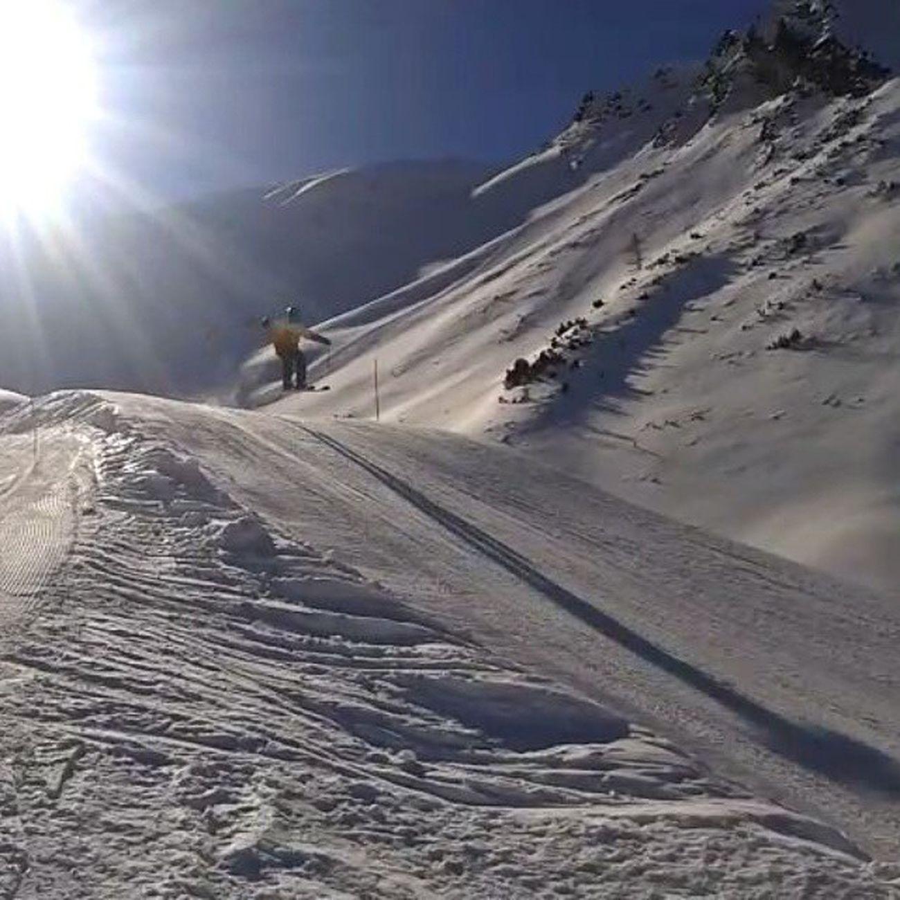Ski Liechtenstein Malbun Nixlos Skicross :D