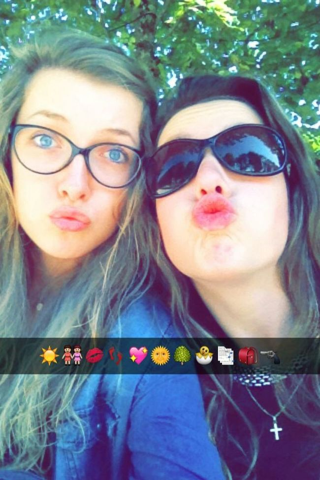 The best! Friend ♡, Holiday, Crazy Face, Beauty