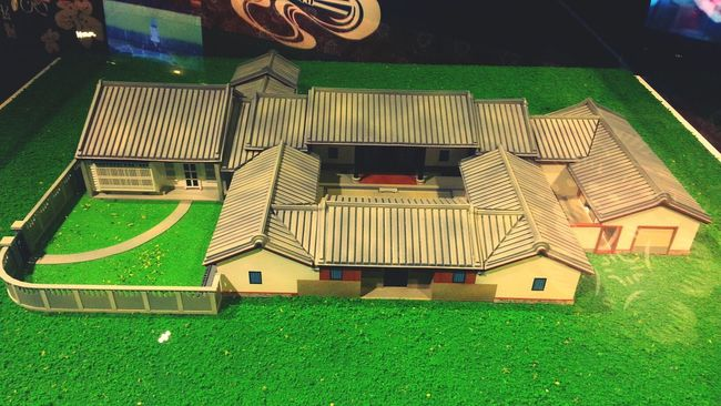 Ancient Culture Hakka Ancient Culture Chinese Style Building