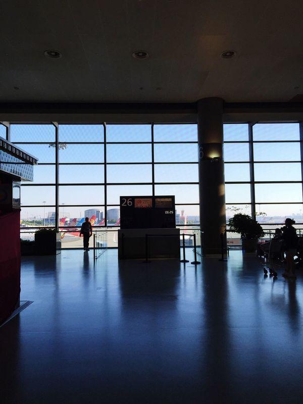 Airport ☕️🌞 Enjoying The View Like Photos Hello World