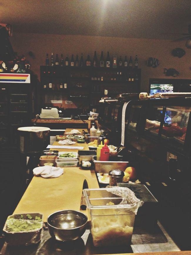 Sushi time!! Sushi Favorite Dinner Ever