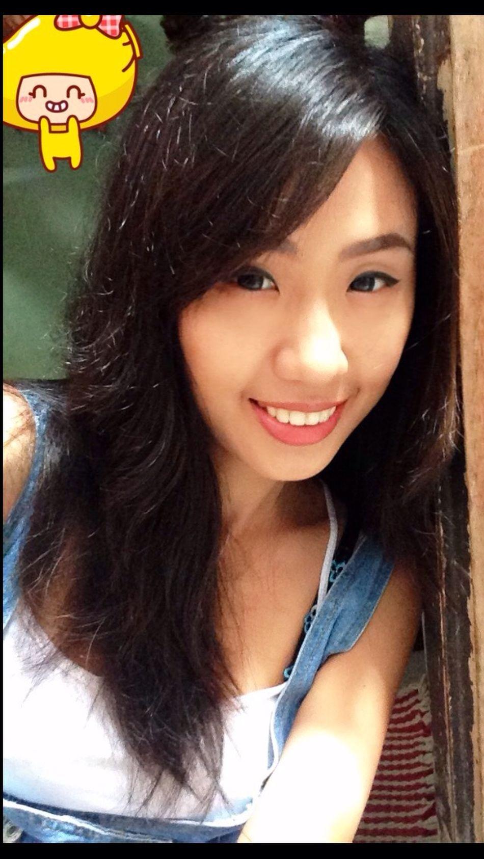 Goodnight Self Portrait Yinggie Love Smile