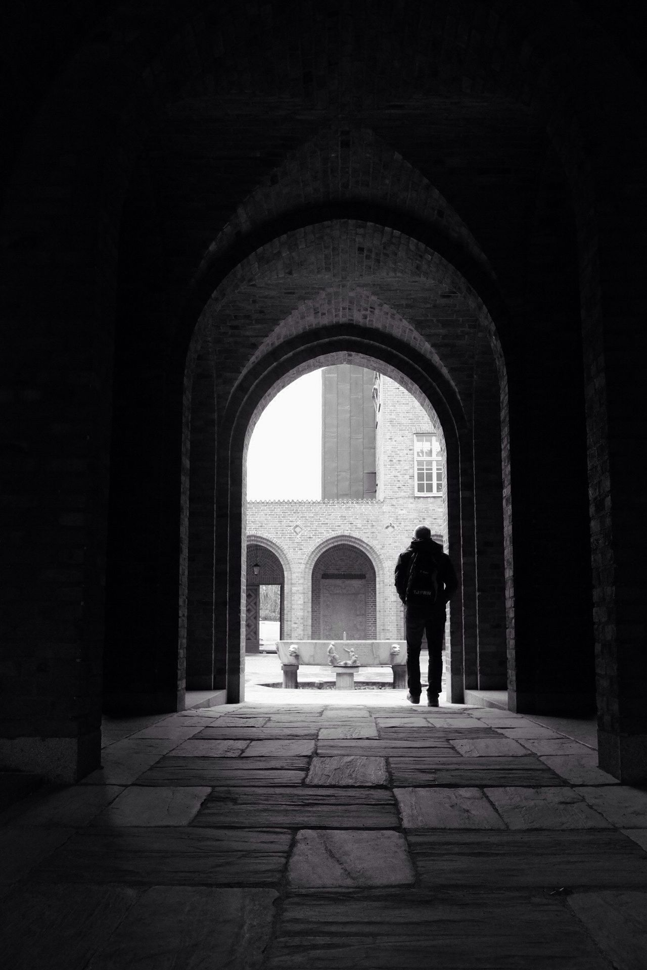 Arch Architecture Street Photography Shootermag Bw_collection Black And White Monochrome Darkness And Light