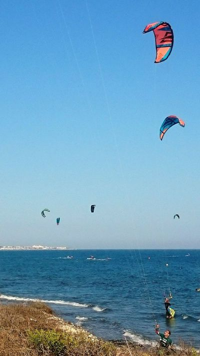 Summer2016 Summertime Kitesurfing Summer Vibes Check This Out Woohoooo!! Summer Colorful Hello World Sunny Day Colors People Blue Helloworld The New Normal