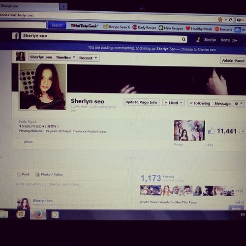 Welcome to follow my fb page. Sherlynseo FBpage Likes