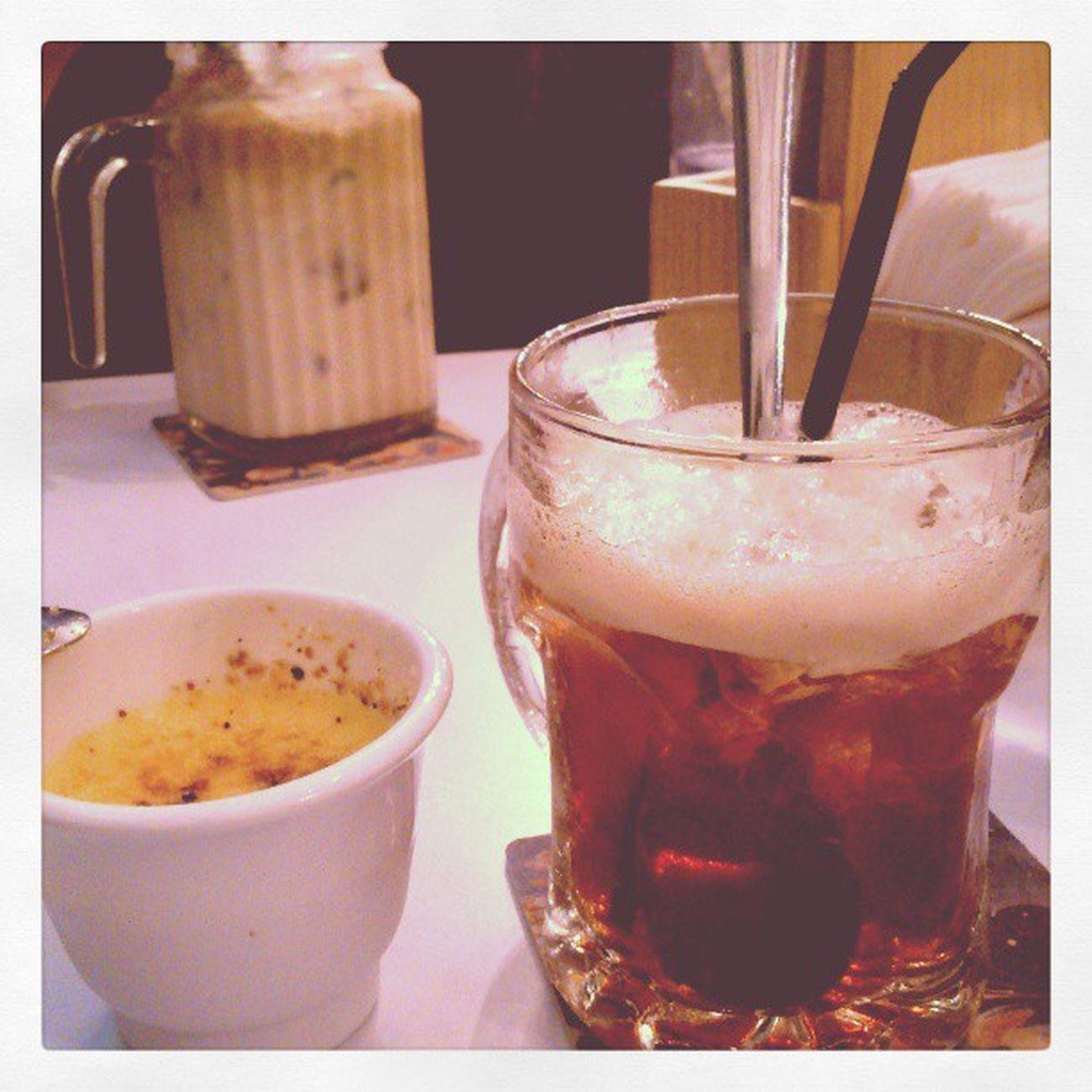 Hello monday Nydc Ice Fruit Tea