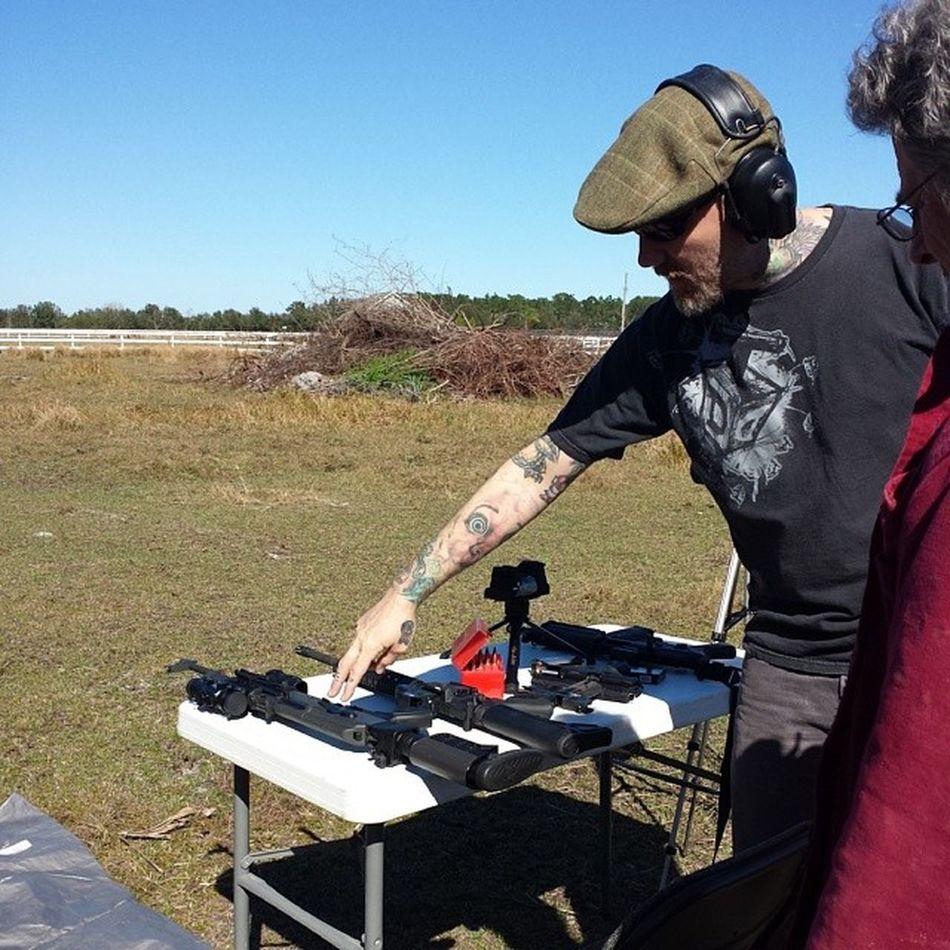 Rangeday Shooting Fun Guns
