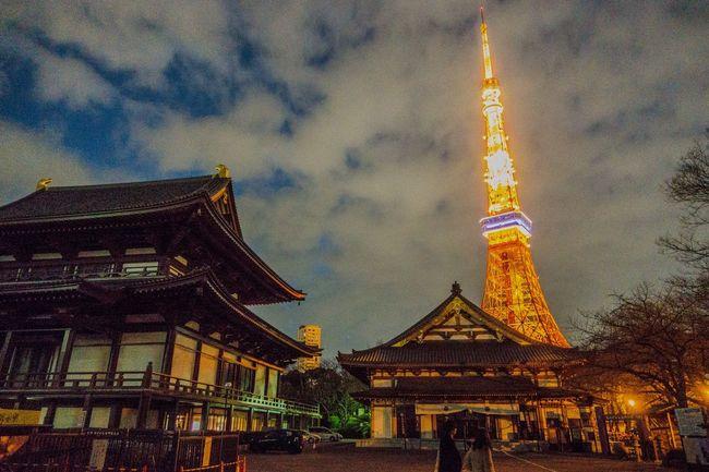 Tokyo tower Tokyo Tower Zojojitemple Zojoji Night Night Lights Nightphotography Night Photography Night View Tokyotower Landscape Landscape_Collection Landscape_photography City Cityscapes City Life Cityscape Eye4photography  EyeEm Best Shots