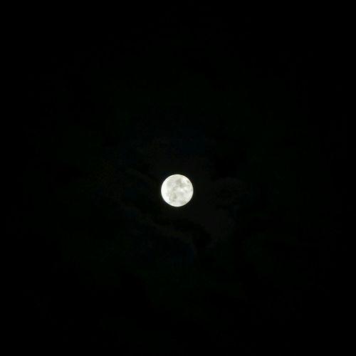 今宵の月。 Pentax Q10 Moon Supermoon Supermoon 2014