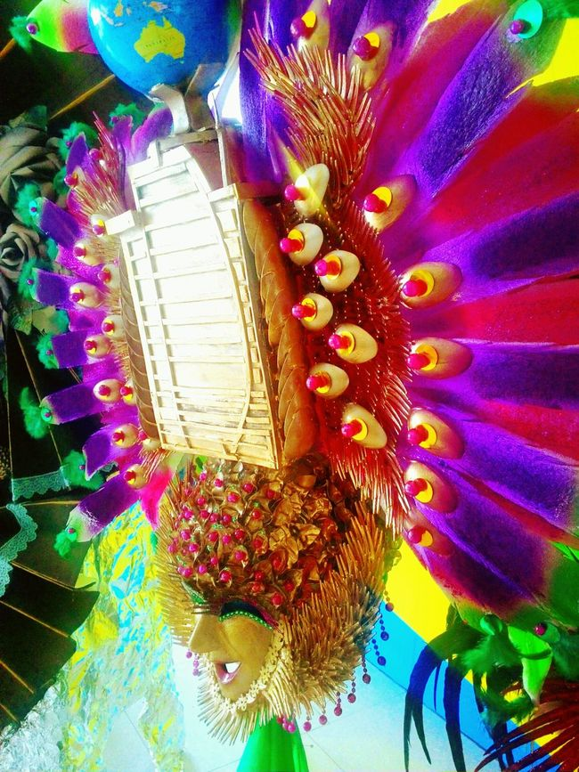 Multi Colored No People Bacolod City Celebration Masskarafestival2016 Mask Arts Culture And Entertainment