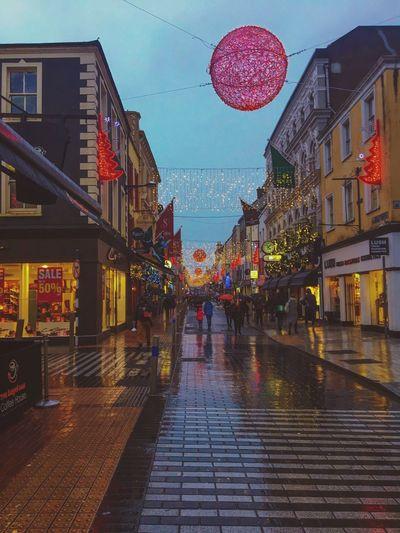 Cork, Ireland Built Structure Building Exterior Architecture City Ireland Ireland🍀 Cork City Cork Rain Rainy Days First Eyeem Photo
