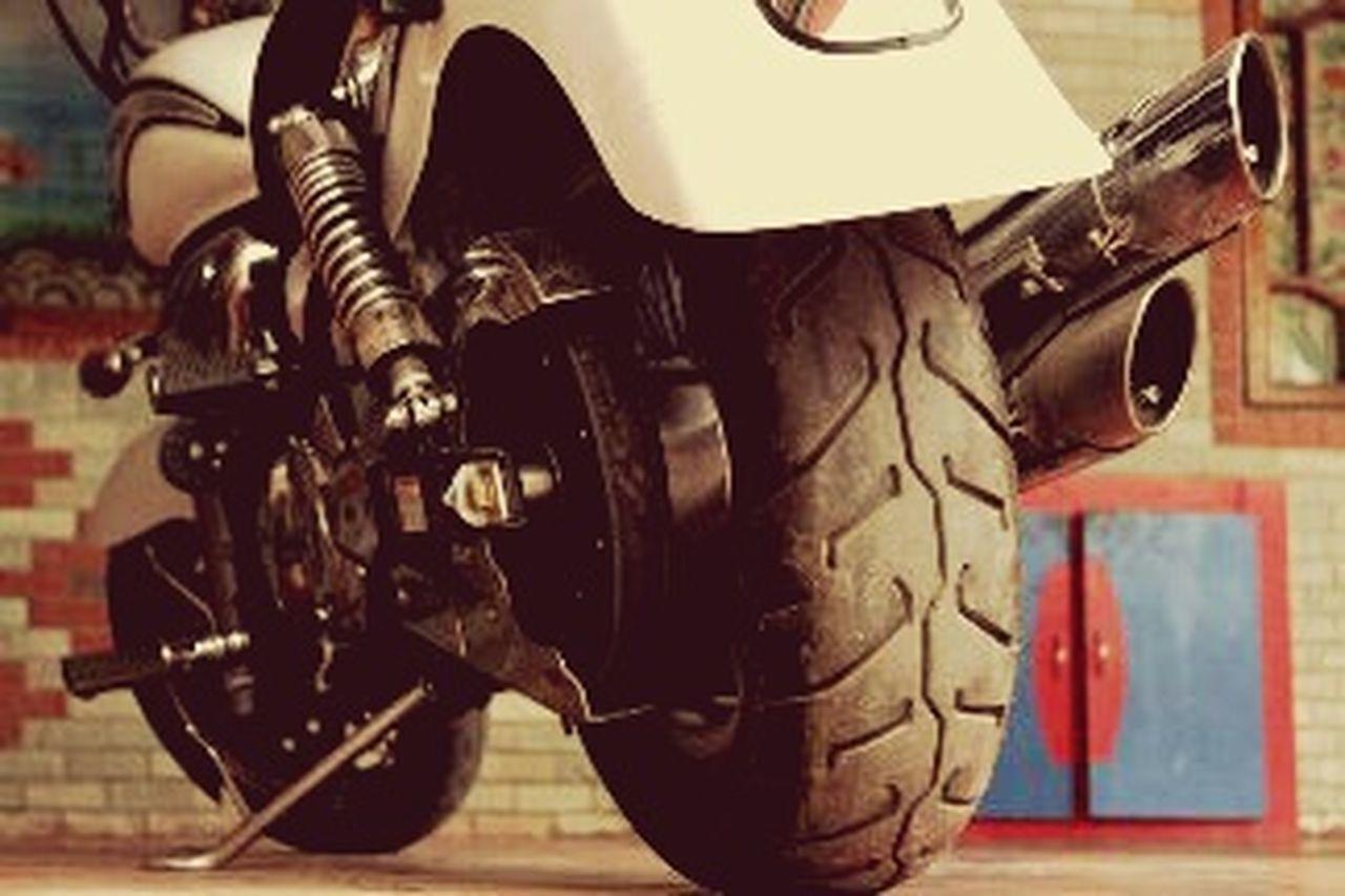 Drift yourself.... Visakhapatnam Cruiserbike Mkphotography Feeling Excited EyeEm Best Shots Bike Hyosumg_st7