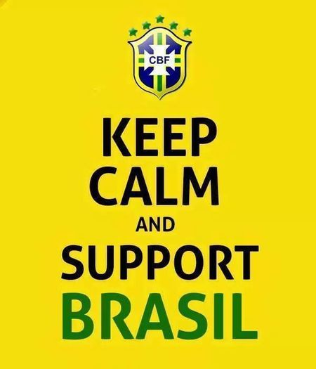 Brazil ? ?? Come Support