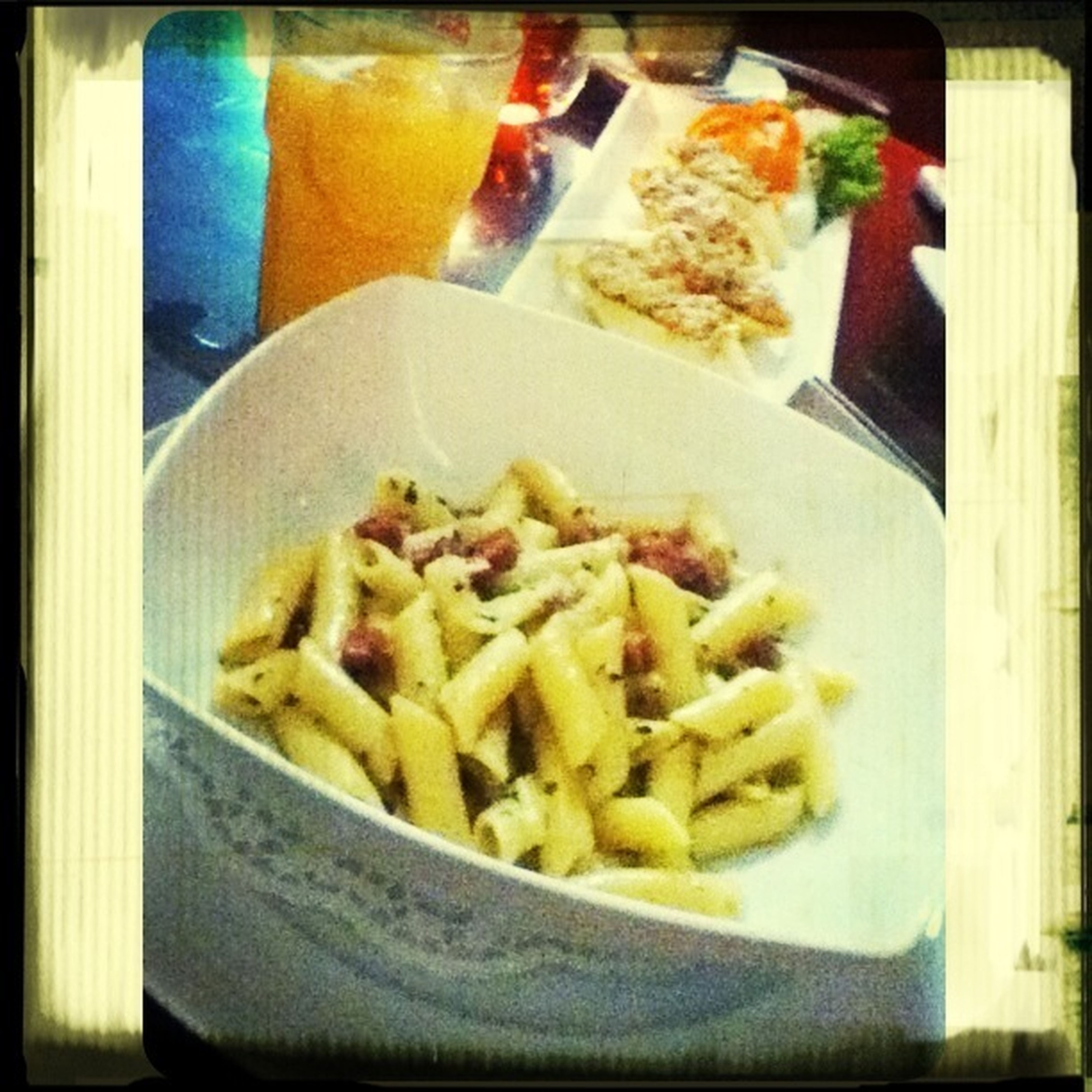 Penne smoked beef (ˆڡˆ)