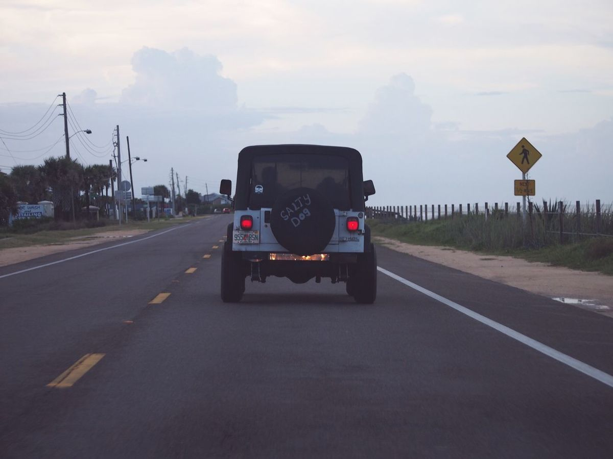 Beach Life Outdoors Jeeps Salty Dog Scenics Taking Photos Florida East Coast