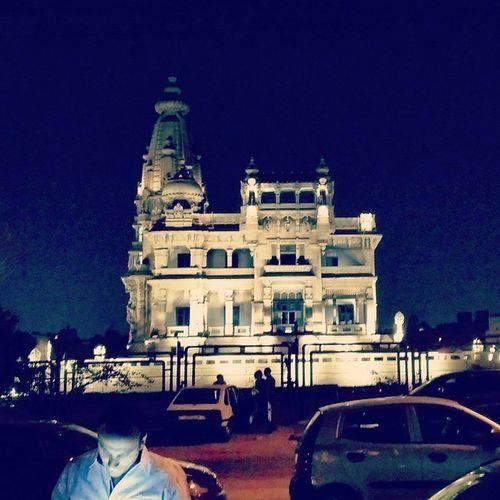 Baron_palace Night View Cairo Egypt