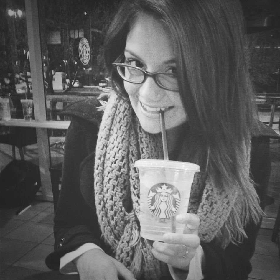I go to Starbucks for the water<3