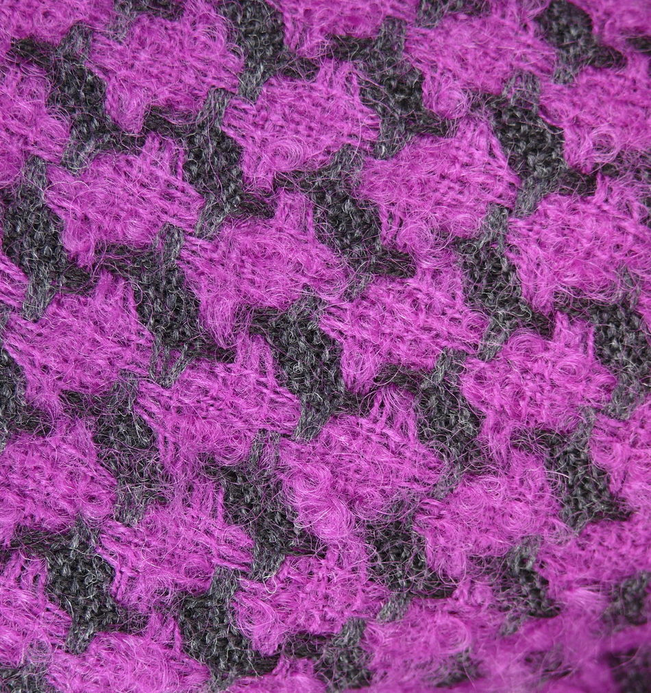 Backgrounds Close Up Close-up Full Frame Geometry Gewebe Lila No People Pepita Stoffe Violet