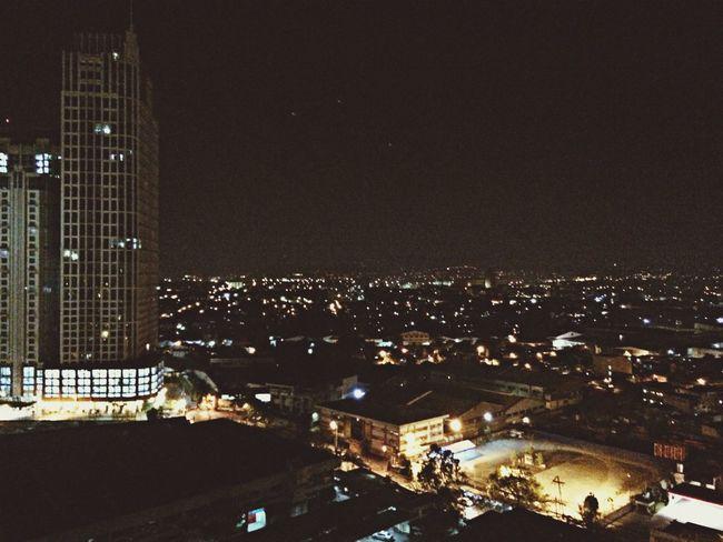 City lights ?
