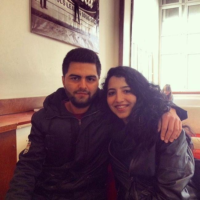 Karşimle Mutluluk Nazar Deymesin can dostum :)