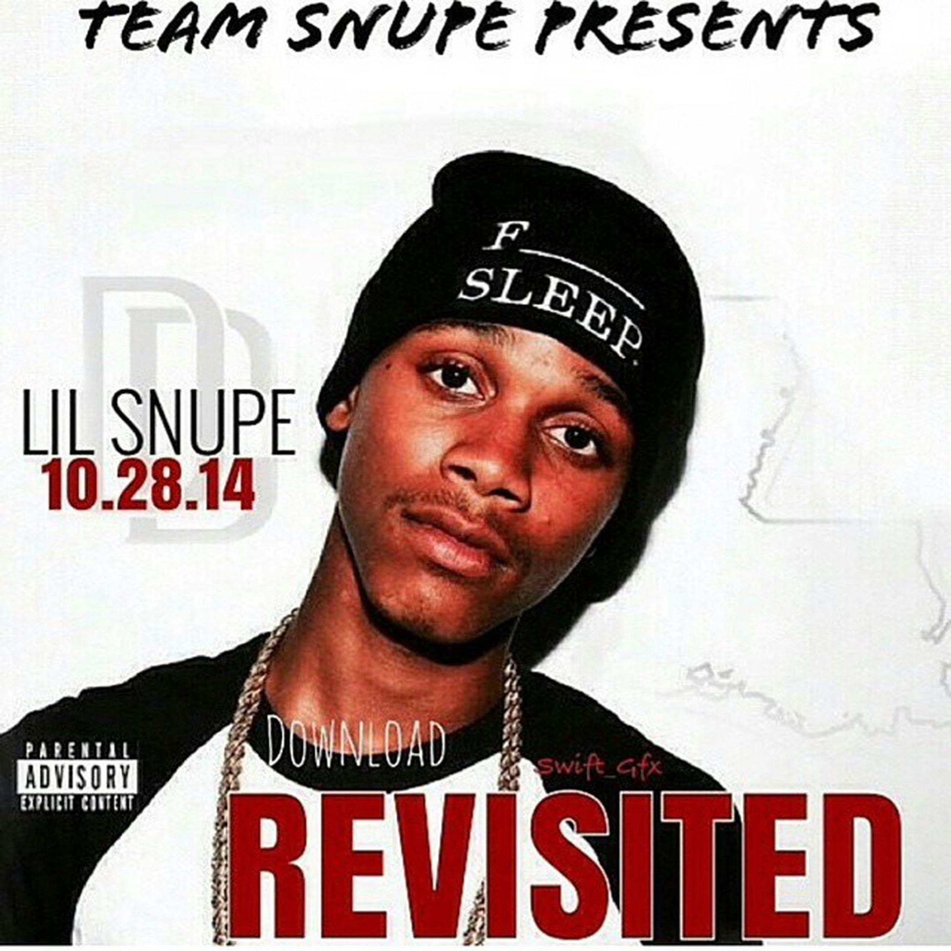Lil Snupe RNIC REVISTED DROPS 10/28/14 on iTunes. R I P to a real one? Lilsnupe Zone4 Jonesboro