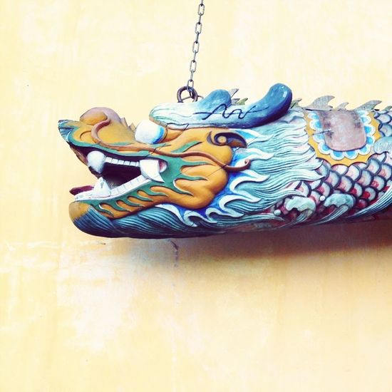 Dragon #Temple #china